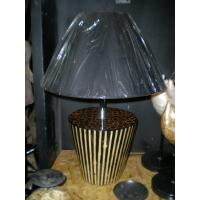 Wholesale Hand Paint Resin Art Deco Table Lamps for Hotel Wholesale from china suppliers