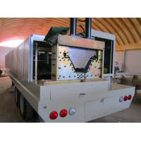 Wholesale HRC 58 - 62 K Span Roll Forming Machine For 680mm Span Panel from china suppliers