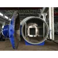 Wholesale Horizontal High Pressure Composite Autoclave Pressure Vessel Of Aircraft Making from china suppliers