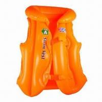 Wholesale Inflatable Swim Suit, May Put on directly on the body, Customized Colors Welcomed from china suppliers