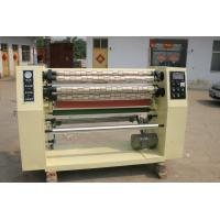 Wholesale High Speed Paper Slitting Machine / Paper Slitter Rewinder Machine 0.012mm - 0.15mm from china suppliers