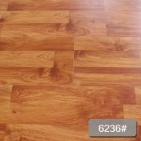 Wholesale V-Groove Laminate Flooring 6236# 8mm with CE from china suppliers