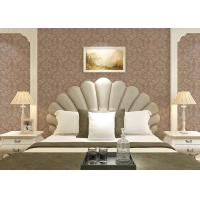 Quality Contemporary Interior room wallpaper , Bedroom peel and stick paper wall decoration for sale