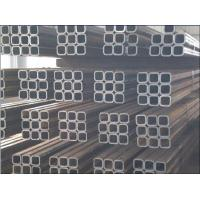 Wholesale 2 - 20 mm Thickness Hollow Galvanized Square Retangular Steel Pipe Tube For Petrol, Gas from china suppliers