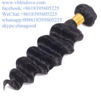 Wholesale 100% Unprocessed Full Cuticle Tangle Free Loose Deep Wave 8a Grade peruvian Virgin Hair from china suppliers