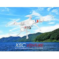 Wholesale X8C 2.4G 4CH 6-Axis Venture RC Quadcopter Drone Headless Aerial Photography 2MP Fly Camera from china suppliers