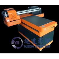 Wholesale Digital flatbed inkjet uv printer with high resolition and low price from china suppliers