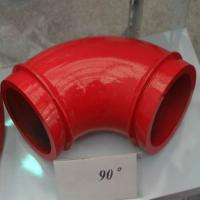 Wholesale DN125 Corrosion Resistance Concrete Pump Elbow 3MM Outer Wall Thickness from china suppliers