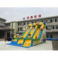 Wholesale Commercial And Residential Small Kids Inflatable Slide With 0.5mm Pvc Tarpaulin from china suppliers