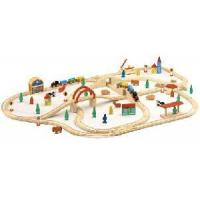 Wholesale Wooden Train Set, Wooden Train Toys from china suppliers
