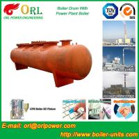 Wholesale Condensing Gas Boiler Mud Drum Heat Insulation 10 Ton - 1000 Ton from china suppliers