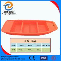 Wholesale OEM rotomoulding plastic fish boat from china suppliers