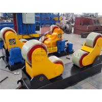 Wholesale Automatic Pipe Welding Rotators Center for Windmill , Self Aligning Welding Rotator from china suppliers