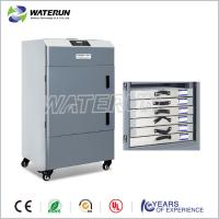 Wholesale Grey Portable Fume Extractor 450W HEPA Filter For Purifying Air from china suppliers