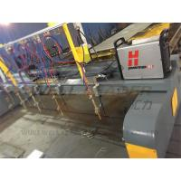 Wholesale Automated CNC Plasma Cutting Machine Double Driving 4m Span 15m Rails from china suppliers