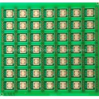 Wholesale Green solder mask 0.5OZ 4 Layer copper clad immersion gold 1.6mm Board CEM-1 pcb printed circuit board from china suppliers