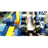 Wholesale Metal C Channel Roll Forming Machine , Manual Decoiler Cz Purlin Machine from china suppliers