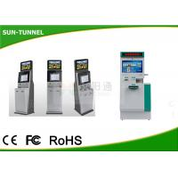 Wholesale Multi Functional Bill Payment Kiosk , 1280 X 1024P Touch Screen Terminal from china suppliers