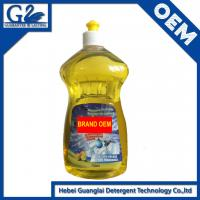 Wholesale Bulk dishwashing liquid washing liquid from china suppliers