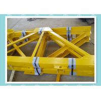Wholesale Steel Structure Tower Crane Mast Section Construction With Shot Blast from china suppliers