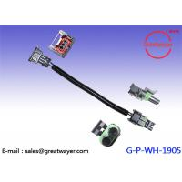 Wholesale GM / Black Square / 3 Pin / 02 Oxygen / Sensor Extension / Wire Harness / LS1 Camaro from china suppliers