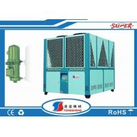 Wholesale Swimming Pool Air Cooled Screw Compressor Water Chiller With Heating Pump Plant from china suppliers