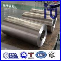 Wholesale ASTM B381 GR2 GR5 titanium forged cylinders from china suppliers