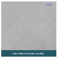 Wholesale PVC gypsum ceiling board best for decoration from china suppliers