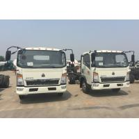Wholesale Euro 2 International Light Duty Trucks 12 Tons Light Duty Cargo Truck 95 km / h from china suppliers