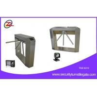 Wholesale Intelligent Tripod Turnstile Gate Barcode Turnstile Fingerprint for Gym from china suppliers