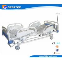 Wholesale Luxurious Full Electric Hospital Bed Adjustable OEM For Clinic from china suppliers