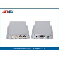 Wholesale Mid Range Fixed RFID Reader For Industrial RFID Systems ISO 18000 - 3 Protocol Four Channels from china suppliers