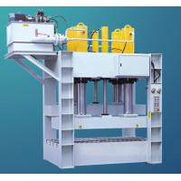 Wholesale Woodworking plywood hardboard hydraulic cold press from china suppliers