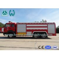Wholesale 266 HP North Benz 12 Tons Fire Fighting Truck Water Spay Function from china suppliers