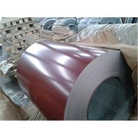 Wholesale Custom Prepainted Galvanized Steel Coil , 0.14mm-1.6mm PPGI Steel Coil from china suppliers