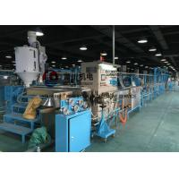Wholesale Cable Extrusion Machine For Power Wire Insulated Sheathing Wire Dia 0.8-8mm from china suppliers