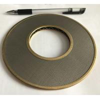 Wholesale 100 Micron 304 316 Stainless Steel Wire Mesh Filter Element 152mm Diameter from china suppliers