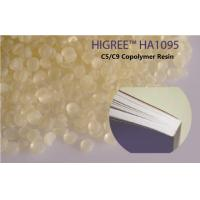 Wholesale Light Yellow C5 / C9 Copolymer Resin high temperature adhesive from china suppliers