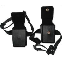 Wholesale Leather GPS Walkie Talkie Holster Pouch For Portable Electronics from china suppliers