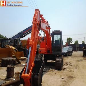 Wholesale 1995 ex100-3  hitachi used excavator for sale 0.3m3  track excavator isuzu engine minit excavator from china suppliers