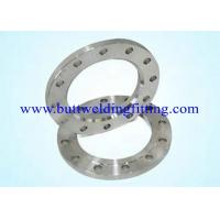 Wholesale Steel Flanges, ANSI 150# / 300# Alloy Steel Slip on Flanges ASTM A 182, GR F1, F11, F22, F5, F9, F91 from china suppliers