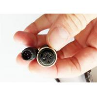 Wholesale Jacketing PVC Slim 4 Pin Camera Cable / Car Backup Camera Cable from china suppliers