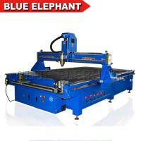 Buy cheap Blue Elephant Large Size 2030 4 Axis Engraving Wood Cnc Router Machine Price Sale in India from wholesalers