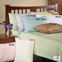 Wholesale Green / Pink / Blue Complete Queen Microfiber Bedding Sets from china suppliers