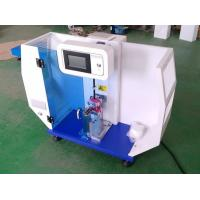 Wholesale 80KG Plastic Testing Machine / Izod Impact Strength Test Equipment With Color Touch Screen from china suppliers