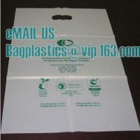 Wholesale food plastic bags, corn bags, Compostable, D2W, EPI, Biodegradable, degradable, EN13432 from china suppliers