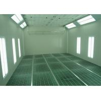 Wholesale 7M Custom Industrial Paint Booth Equipment Riello G20 Burner Heating from china suppliers