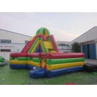 Wholesale Giant Inflatable Combo Castle 3 Layers Oxford Cloth Combo Bounce House from china suppliers