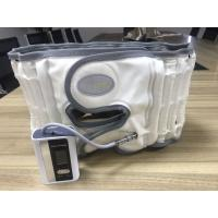 Wholesale White / Grey Lower Back Compression Belt Pu Leather Surface Light And Portable from china suppliers