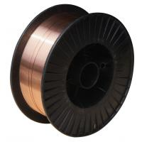 Buy cheap Carbon steel or low alloy steel CO2 MIG welding wire for Construction Building Materials from wholesalers